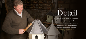 Full range of dovecotes.