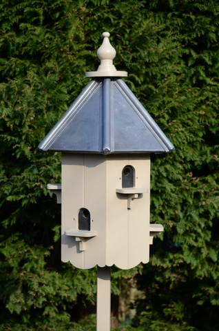 Titcote for blue tits and other small wild birds